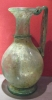 Roman Olive Green Glass Jug