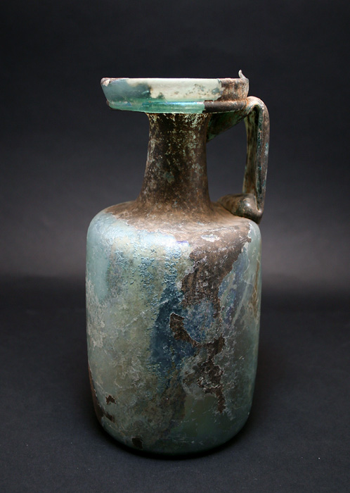 Roman Glass Jug