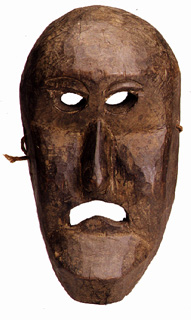 Makonde Wooden Mask