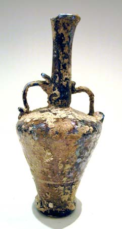 Roman Glass Vessel