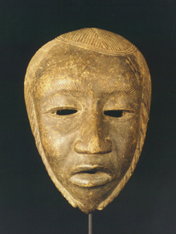 Bambara  Wooden Mask