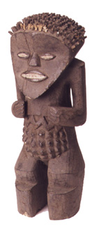 Mambila Wooden Sculpture