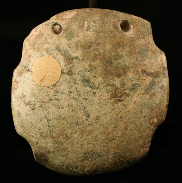 Mezcala Green Stone Mask