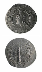 Silver Tetradrachm Depicting King Philip V