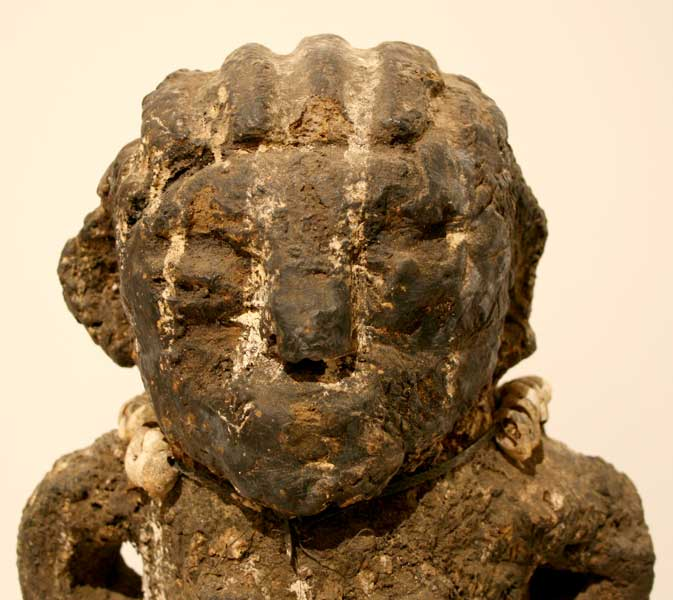 Yoruba Terracotta Ceremonial Sculpture