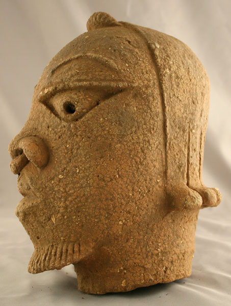 Nok Terracotta Head