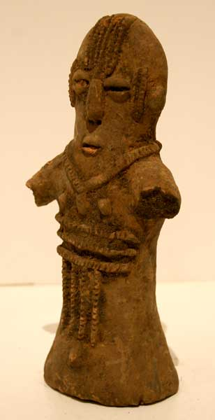 Bura Terracotta Figure