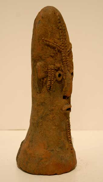 Bura Terracotta Head