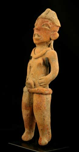 Xochipala Terracotta Sculpture of a Woman
