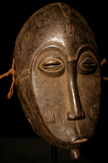 Guro Wooden Mask