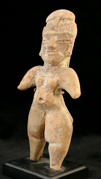 Tlatilco Terracotta Sculpture of a Woman