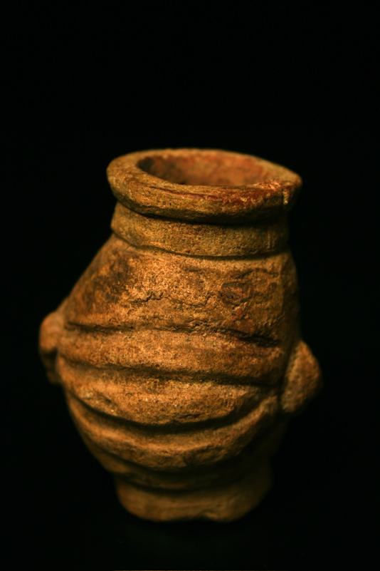 Mayan Poison Bottle