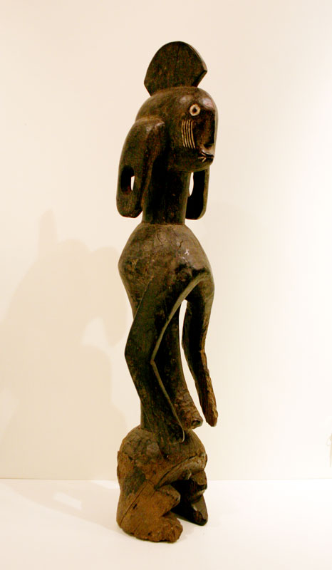 Mumuye Wooden Sculpture