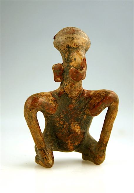 Miniature Nayarit Kneeling Figure