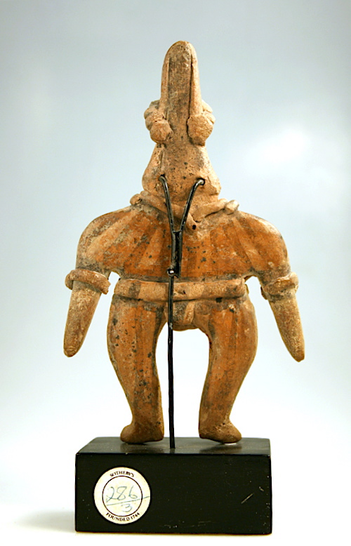 Colima Standing Figure