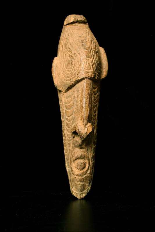 Oceanic Middle Sepik River Savi Mask