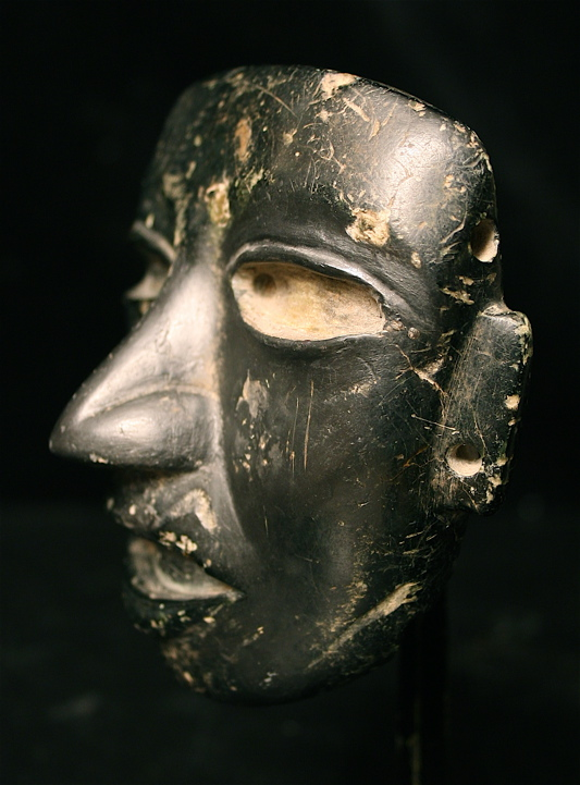 Teothihuacan Stone Mask