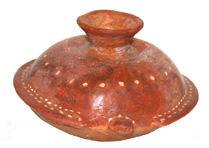 Nayarit Terracotta Vessel in the Form of a Bird