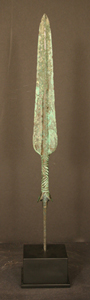Late Bronze Age Spearhead