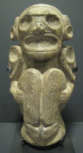 Taino Zemi Sculpture