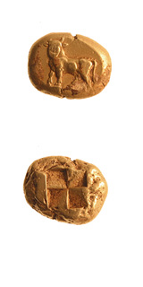 Mysian Electrum Stater of Kyzikos