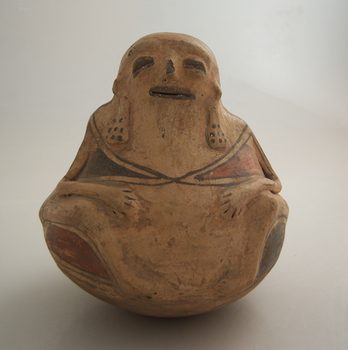 Casas Grandes Effigy Pot