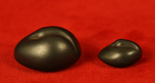 Pair of Middle/New Kingdom Stone Duck Weights