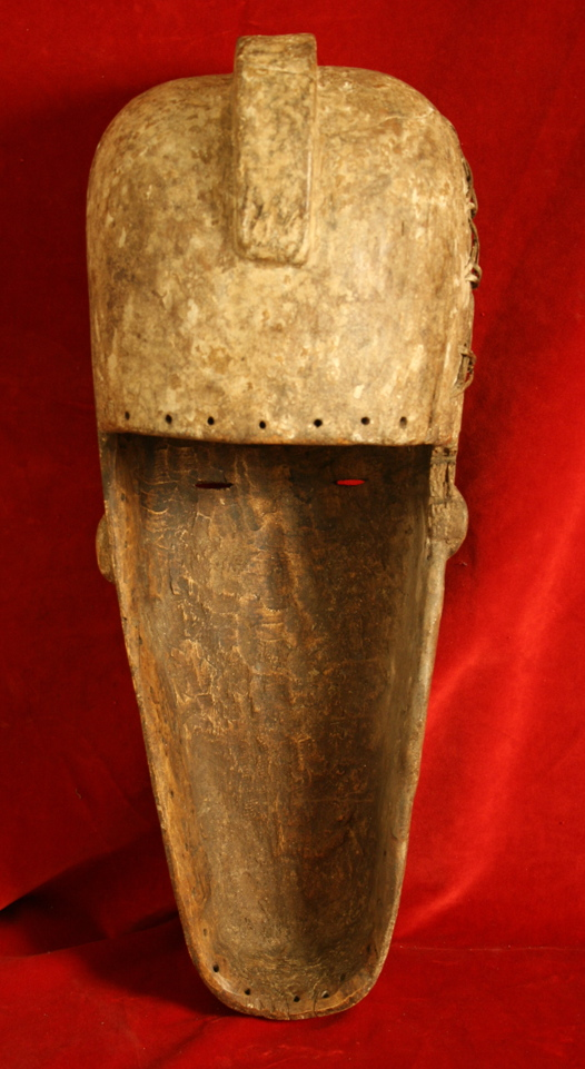 Fang Wooden Ngil Mask