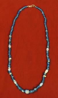 Ancient Glass Bead Necklace