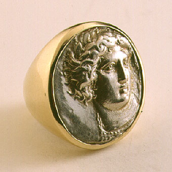 Silver Tetradrachm from Amphipolis