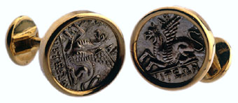 Two Silver Staters of Abdera