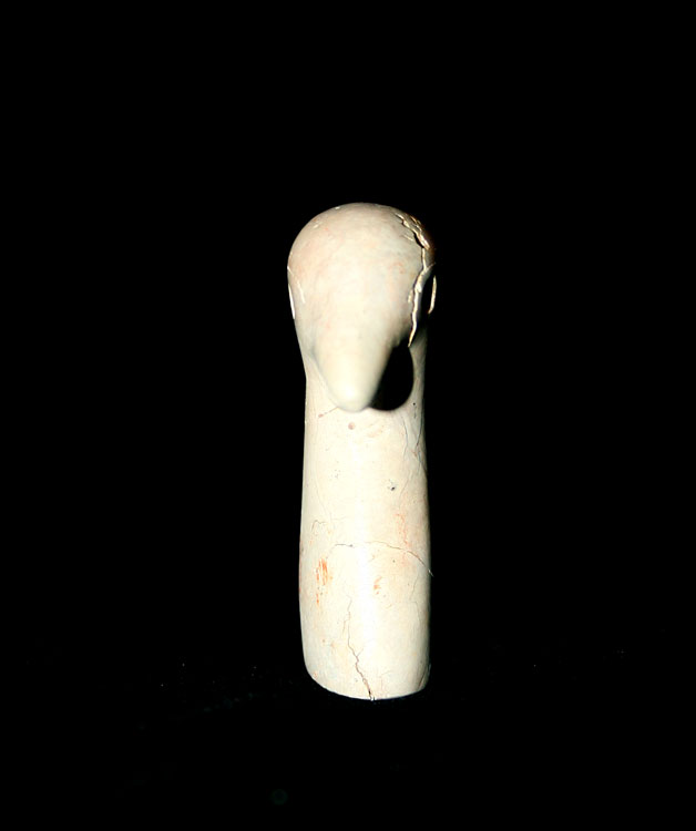 Neolithic Dikite Duck Head