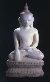 Marble Sculpture of the Buddha
