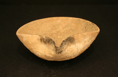 Late Bronze Age/Early Iron Age Terracotta Oil Lamp