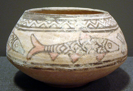 Indus Valley Civilization Terracotta Vessel