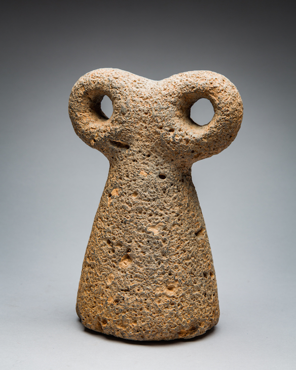 Basalt Eye Idol
