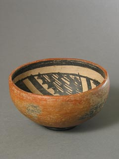 Pre-Columbian Art / Gila Polychrome Terracotta Bowl