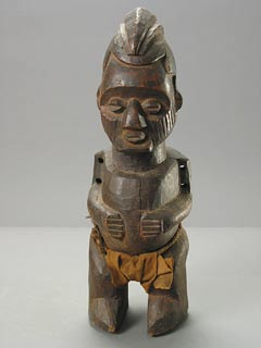 Teke Wooden Butti Ancestor Sculpture