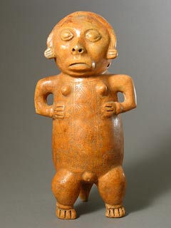 Female Effigy Figure