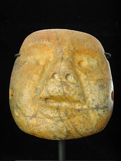Stone Pectoral Mask