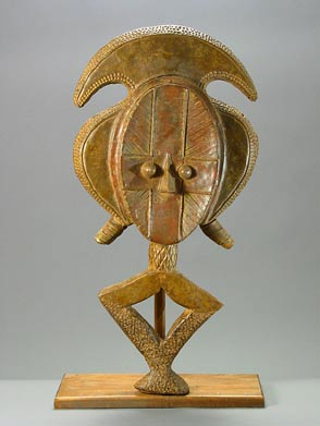 Kota Reliquary Guardian Figure