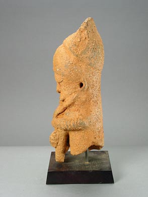 Sokoto Sculpture of a Bearded Man