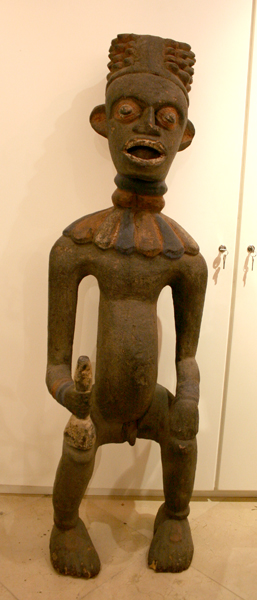 Bangwa Sculpture of an Attendant