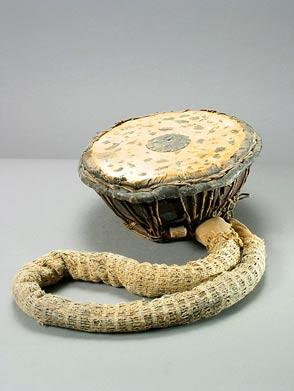 Yoruba Single Drum