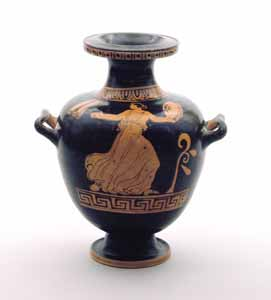 Apulian Red-Figure Hydria