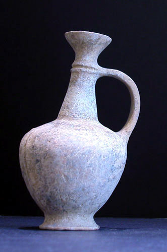 Late Bronze Age Cypriot Terracotta Bilbil