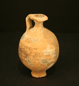 Roman Terracotta Vessel of the Herodian Vessel