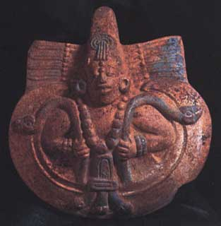 Mayan Royal Whistle