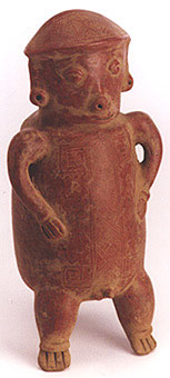 Terracotta Male Figurine