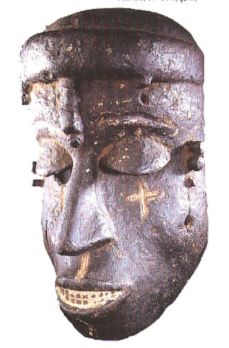 Igbo Wooden Ceremonial Dance Mask